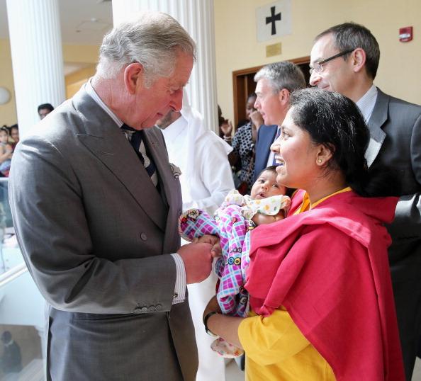 Epiphany Prince「Prince Charles Visits Qatar - Day 3」:写真・画像(6)[壁紙.com]