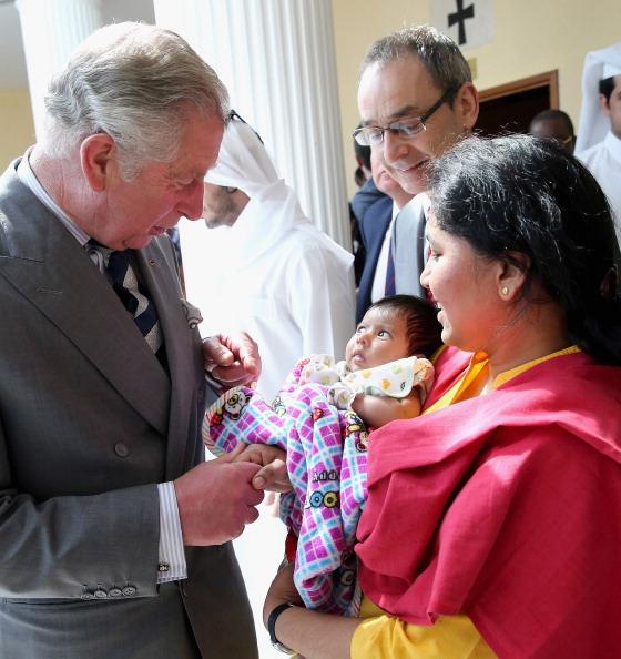 Epiphany Prince「Prince Charles Visits Qatar - Day 3」:写真・画像(5)[壁紙.com]