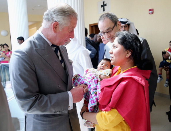 Epiphany Prince「Prince Charles Visits Qatar - Day 3」:写真・画像(2)[壁紙.com]