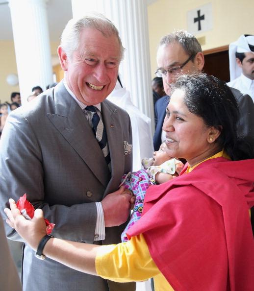 Epiphany Prince「Prince Charles Visits Qatar - Day 3」:写真・画像(4)[壁紙.com]
