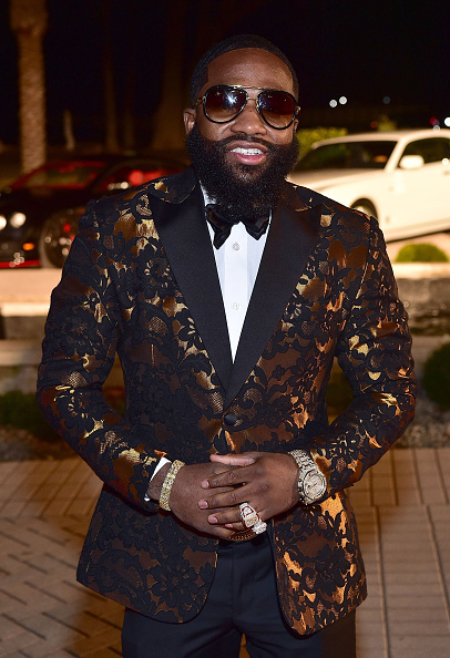 Adrien Broner「Rick Ross 40th Birthday Celebration」:写真・画像(0)[壁紙.com]
