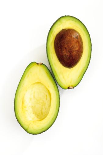 Avocado「Avocado, cross section」:スマホ壁紙(12)