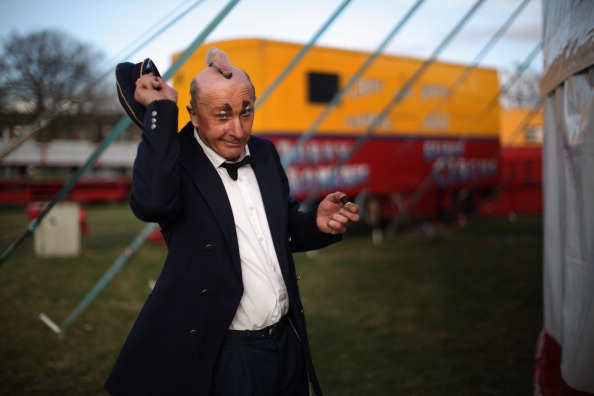 Circus Tent「Bobby Roberts Super Circus Rolls Into Town After Animal Cruelty Scandal」:写真・画像(9)[壁紙.com]