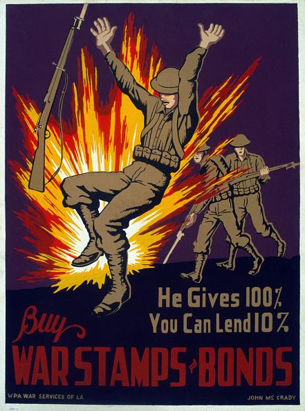 Making Money「WW2 Poster USA」:写真・画像(18)[壁紙.com]