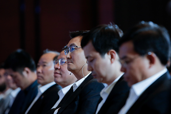 Big Data「Tencent CEO Pony Ma Huateng Attends Big Data Expo 2017」:写真・画像(16)[壁紙.com]