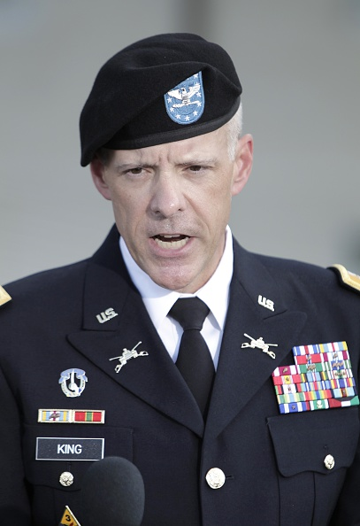 Daniel Gi「Army Holds Article 32 Preliminary Hearing In Bowe Bergdahl Desertion Case」:写真・画像(0)[壁紙.com]