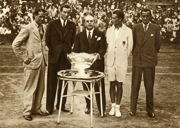 Sportsperson「Great Britain Wins The Davis Cup Tennis Championship」:写真・画像(11)[壁紙.com]