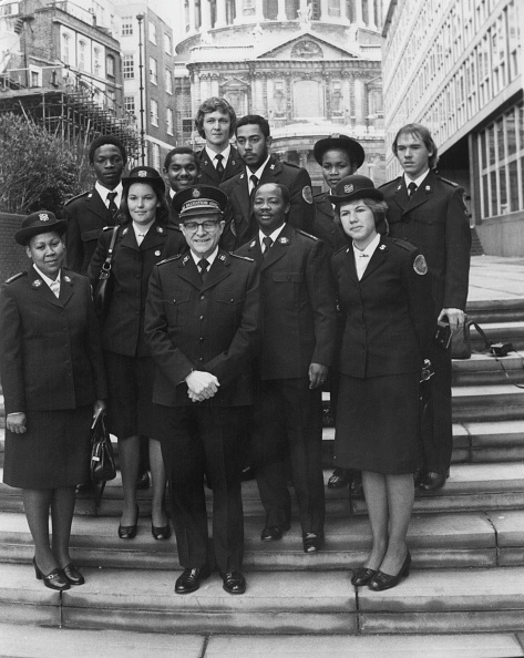 Black History in the UK「Salvation Army Visit」:写真・画像(1)[壁紙.com]