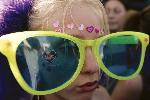David Paul Morris「Loveparade Makes U.S. Debut In San Francisco」:写真・画像(9)[壁紙.com]