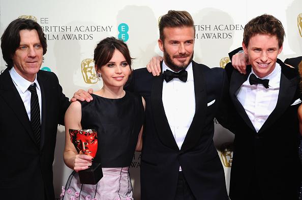 Eddie House「EE British Academy Film Awards 2015 - Winners Room」:写真・画像(8)[壁紙.com]