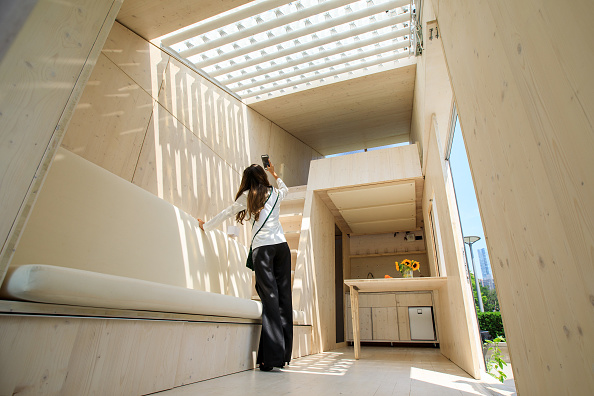 """Architecture「Eco-Friendly """"Tiny House"""" Boasts Sustainable Design At 22 Square Meters」:写真・画像(14)[壁紙.com]"""