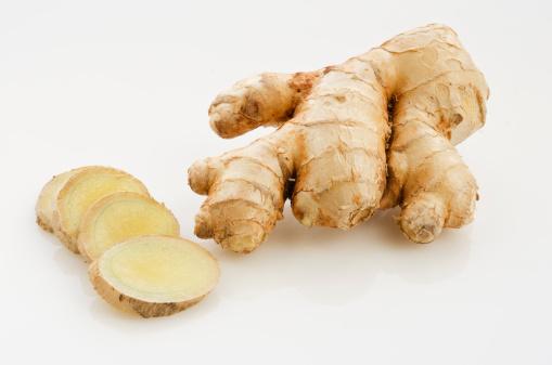 Ginger - Spice「Studio shot of fresh ginger」:スマホ壁紙(5)