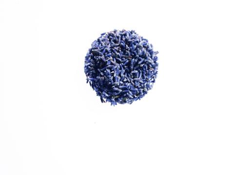 Tasting「Studio shot of Pile of Lavender on white background」:スマホ壁紙(10)