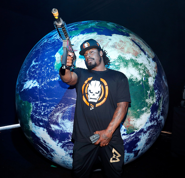 Marshawn Lynch「Activision Presents The Ultimate Fan Experience, Call Of Duty XP 2016」:写真・画像(6)[壁紙.com]