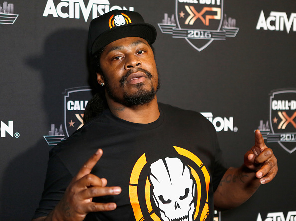 Marshawn Lynch「Activision Presents The Ultimate Fan Experience, Call Of Duty XP 2016」:写真・画像(13)[壁紙.com]