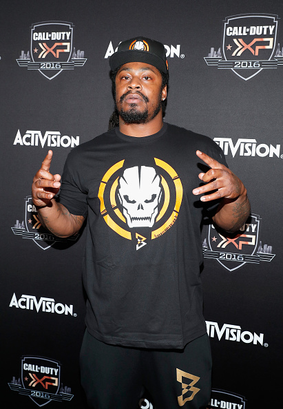 Marshawn Lynch「Activision Presents The Ultimate Fan Experience, Call Of Duty XP 2016」:写真・画像(2)[壁紙.com]