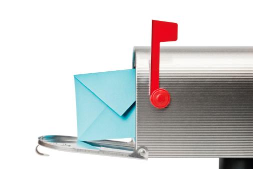 Metallic「Mailbox」:スマホ壁紙(11)