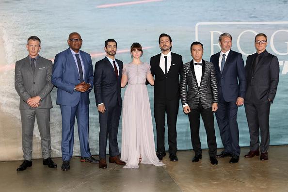 """スター・ウォーズ・シリーズ「""""Rogue One: A Star Wars Story"""" - Launch Event - Red Carpet Arrivals」:写真・画像(10)[壁紙.com]"""