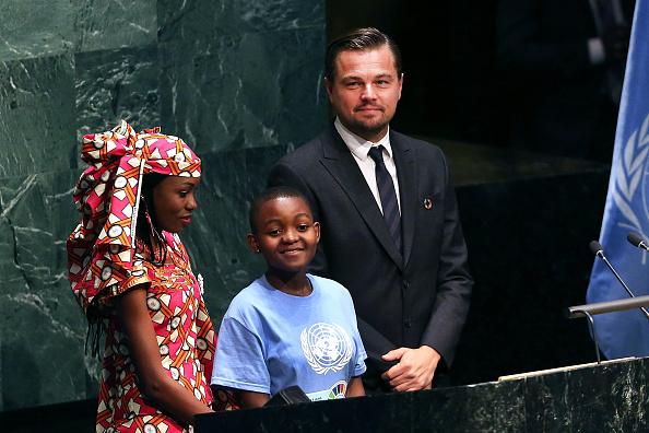 Environment「UN Secretary General, Major Signatories Hold Press Conference On Paris Agreement」:写真・画像(12)[壁紙.com]