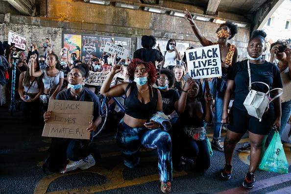 Black Lives Matter「World Reacts To George Floyd Death」:写真・画像(19)[壁紙.com]