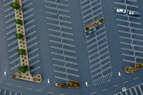 Parking「Coronavirus Pandemic Causes Climate Of Anxiety And Changing Routines In America」:写真・画像(5)[壁紙.com]
