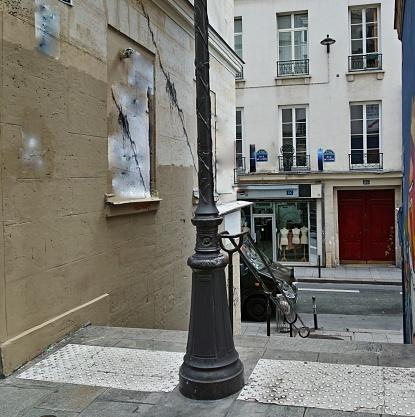 France「The smallest street of PARIS」:スマホ壁紙(1)