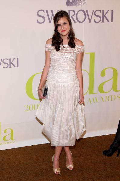 Layered Dress「2009 CFDA Fashion Awards - Arrivals」:写真・画像(16)[壁紙.com]