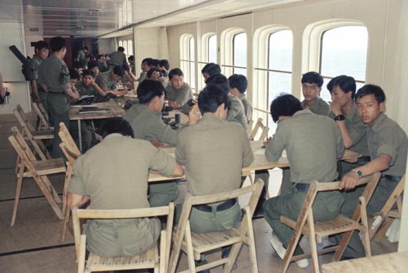 Passenger Craft「Falklands War」:写真・画像(1)[壁紙.com]