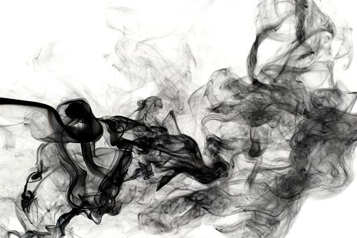 Heat - Temperature「Black Smoke」:スマホ壁紙(6)