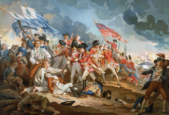 British Culture「The Battle Of Bunker Hill」:写真・画像(13)[壁紙.com]