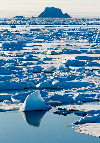 Pack Ice「Arctic Sea Ice, Svalbard」:スマホ壁紙(14)
