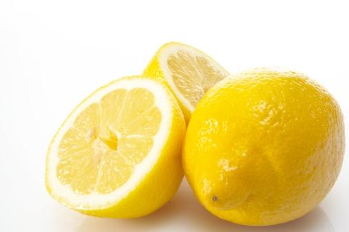 Juicy「Fresh lemons, close-up」:スマホ壁紙(5)