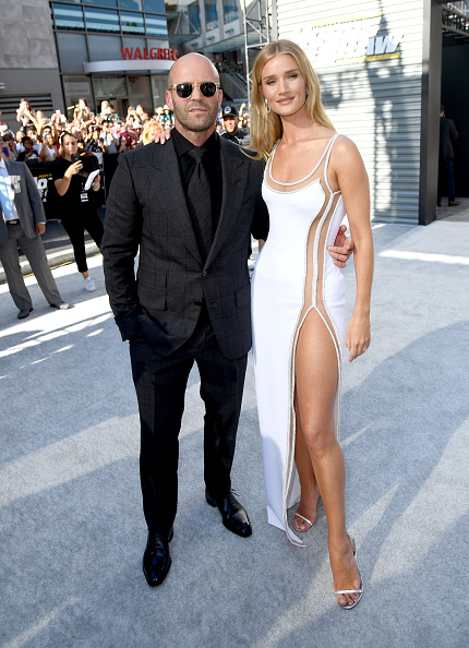 """Rosie Huntington-Whiteley「Premiere Of Universal Pictures' """"Fast & Furious Presents: Hobbs & Shaw"""" - Red Carpet」:写真・画像(6)[壁紙.com]"""
