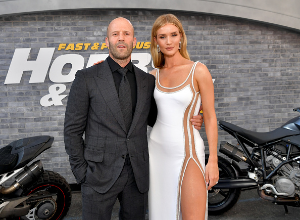 """Rosie Huntington-Whiteley「Premiere Of Universal Pictures' """"Fast & Furious Presents: Hobbs & Shaw"""" - Red Carpet」:写真・画像(17)[壁紙.com]"""
