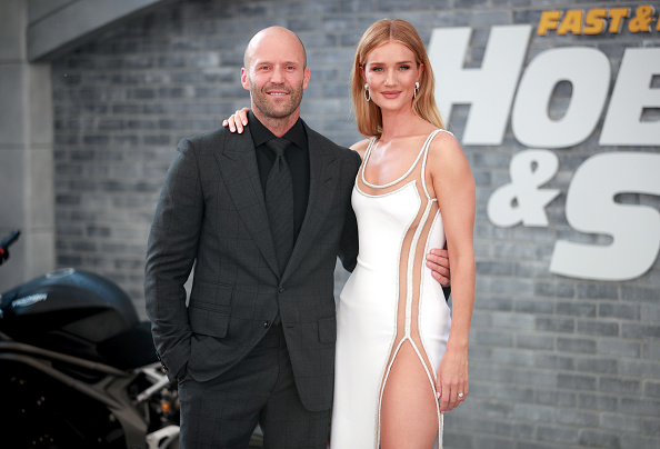 """Rosie Huntington-Whiteley「Premiere Of Universal Pictures' """"Fast & Furious Presents: Hobbs & Shaw"""" - Arrivals」:写真・画像(1)[壁紙.com]"""