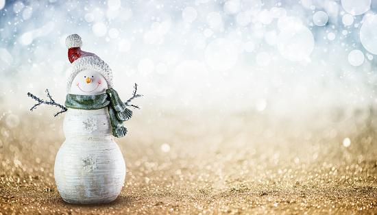 Snowdrift「Happy Snowman」:スマホ壁紙(6)