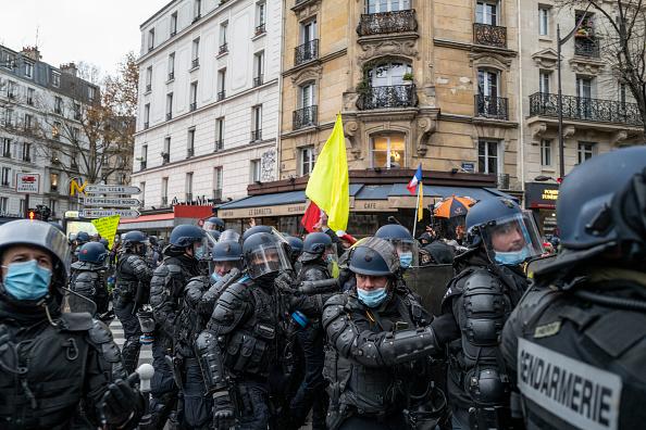 Veronique de Viguerie「Protests Continue Over Proposed Security Law」:写真・画像(5)[壁紙.com]