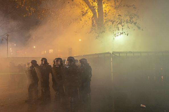 Veronique de Viguerie「Protests Continue Over Proposed Security Law」:写真・画像(2)[壁紙.com]