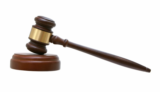 Legal System「Gavel and Sounding Block」:スマホ壁紙(0)