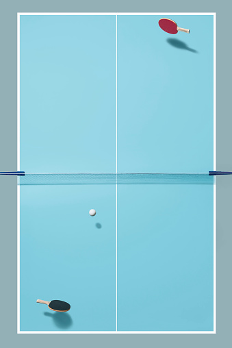 Competition「Table tennis / Ping Pong」:スマホ壁紙(16)