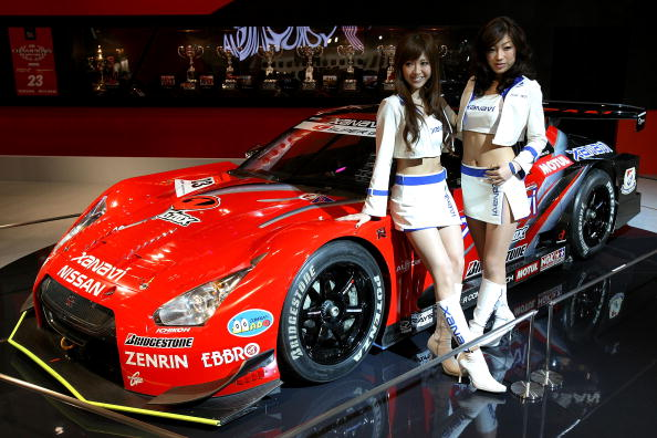 Tokyo Auto Salon「Tokyo Auto Salon 2009 Take Place In Chiba」:写真・画像(19)[壁紙.com]