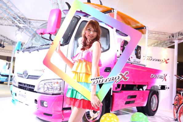 Tokyo Auto Salon「Tokyo Auto Salon 2014」:写真・画像(4)[壁紙.com]