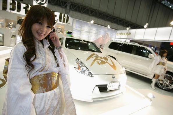 Tokyo Auto Salon「Tokyo Auto Salon 2009 Take Place In Chiba」:写真・画像(4)[壁紙.com]