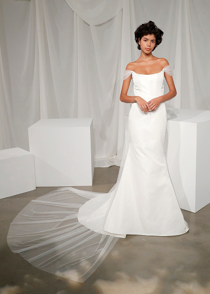 Wedding Dress「Amsale Fall 2020」:写真・画像(6)[壁紙.com]