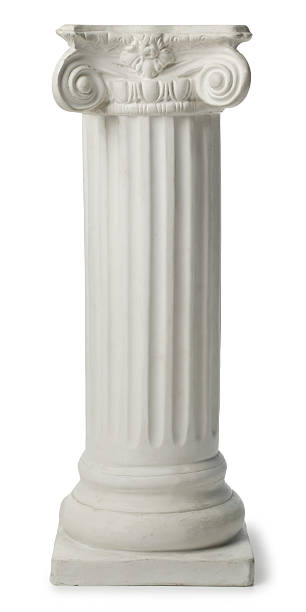 Ionic Greek Column or Pedestal:スマホ壁紙(壁紙.com)