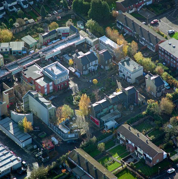 Square - Composition「Albert Square, Walford, London, January 2001」:写真・画像(0)[壁紙.com]