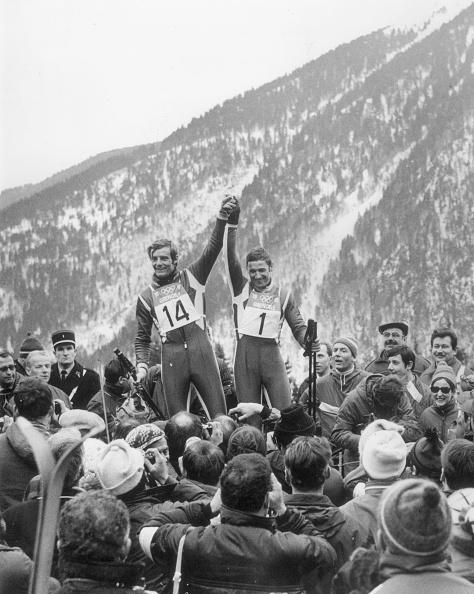 Concentration「Skiing Medallists」:写真・画像(16)[壁紙.com]