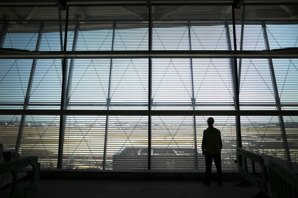 Airport Runway「Heathrow's New Terminal 2 In Construction」:写真・画像(19)[壁紙.com]