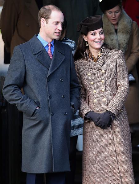 King's Lynn「The Royal Family Attend Church On Christmas Day」:写真・画像(0)[壁紙.com]