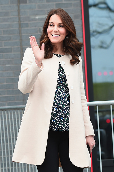 Effort「The Duke And Duchess of Cambridge Undertake Engagements Celebrating The Commonwealth」:写真・画像(10)[壁紙.com]